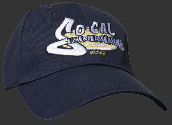 So-Cal Speed Shop Cam Logo Hat