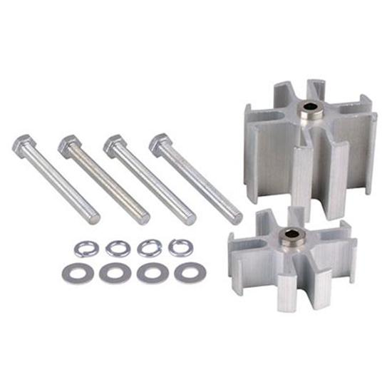 Aluminum Fan Spacers Assorted Length